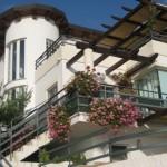 Foto balconata villa