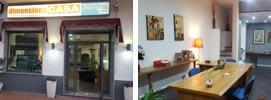 I nostri uffici al centro di Praia
